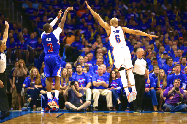 Clippers vs. Thunder Game 1: Live Score, Highlights and Reactions