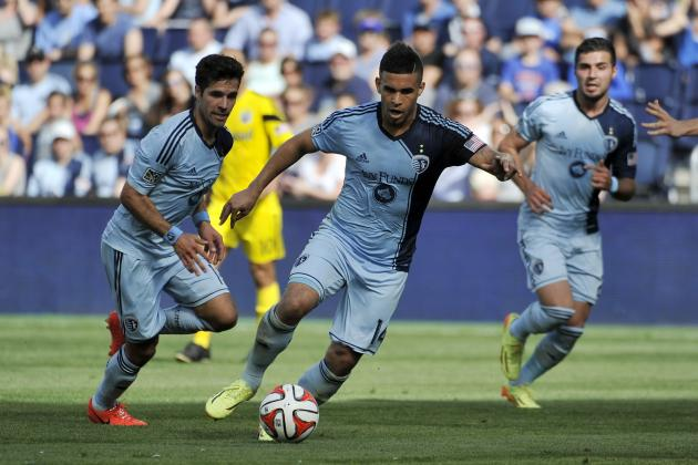 MLS: Is Sporting KC's Dom Dwyer Poised for a Breakout Year?