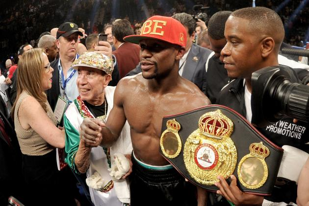 Is Floyd Mayweather the Biggest Star in Boxing History?