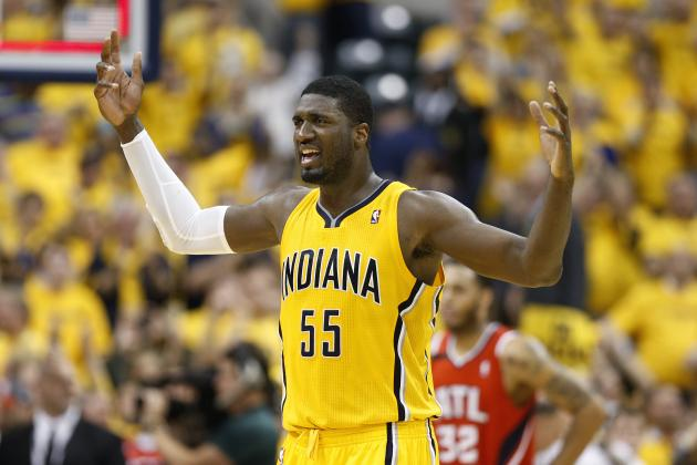 Forget Indiana Pacers' Season, Roy Hibbert's Career Is at Stake