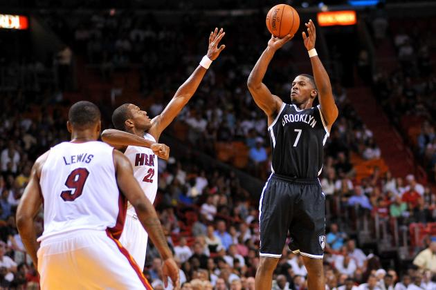 Who Must Carry the Brooklyn Nets Against the Miami Heat in Round 2?