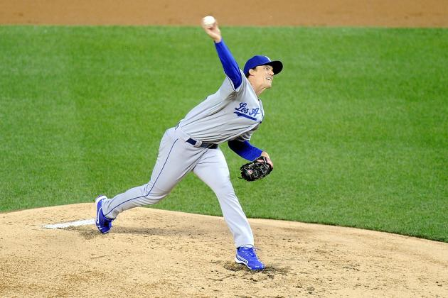 Dodgers Look All Wet in 4-0 Loss to Nationals
