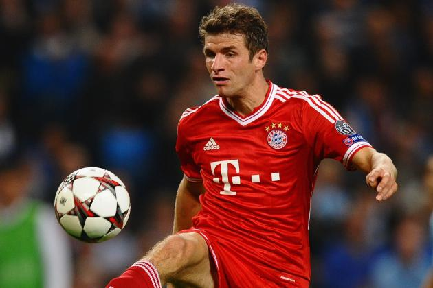 Manchester United Transfer News: Latest on Thomas Mueller, Nani and More