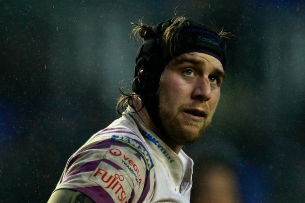 Ryan Jones Available for Bristol's Play-Offs