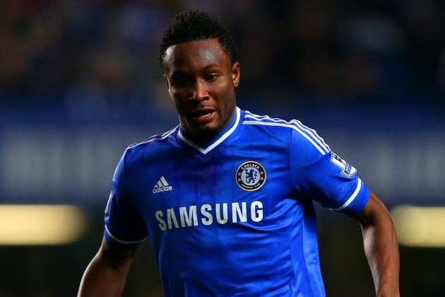 Chelsea Begin End-of-Season Clear-out as Mikel Opens Inter Talks