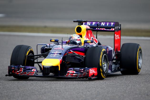 Red Bull Set for Renault Engine Boost for Spanish GP