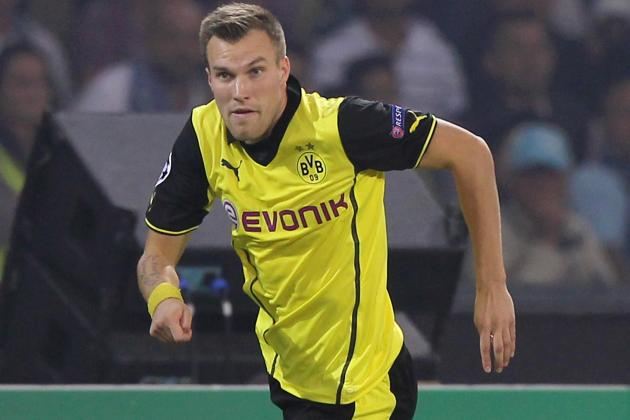 Kevin Grosskreutz Apologises for Throwing Doner Kebab in Cologne Fan's Face