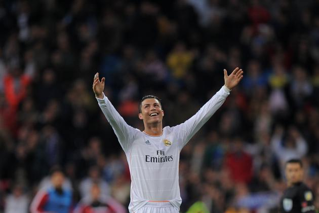 Cristiano Ronaldo Beats Lionel Messi in Champions League Greatest Forward Poll