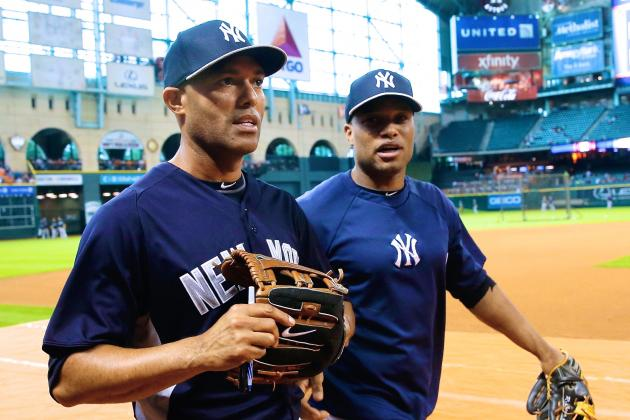 Mariano Rivera Comments on Robinson Cano vs. Dustin Pedroia in 'The Closer' Book