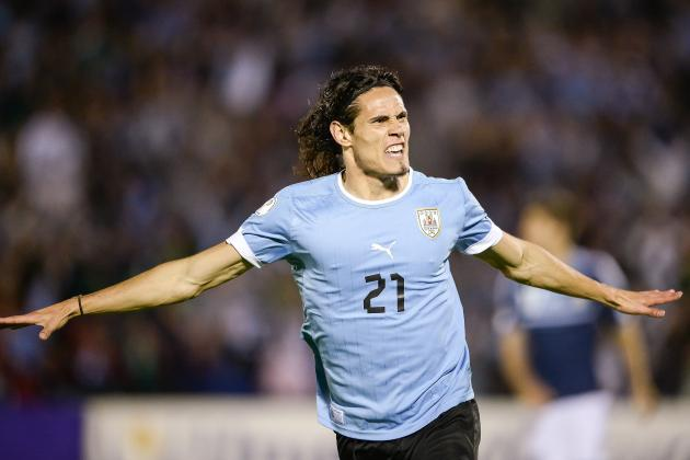 Why Edinson Cavani Is the Wrong Player for Manchester United