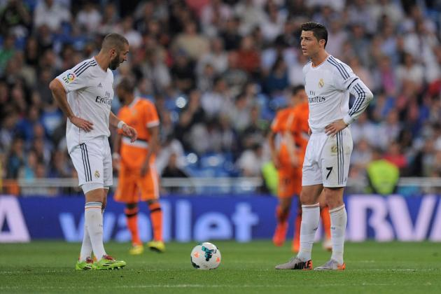 Real Madrid: How Will They Line Up vs. Real Valladolid in Vital La Liga Match?