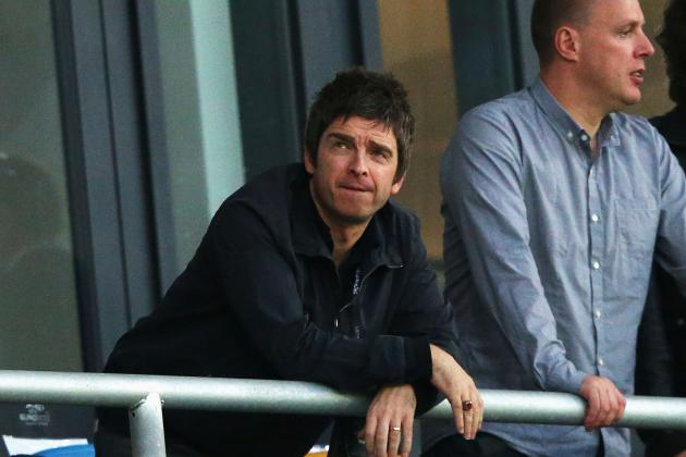 Noel Gallagher Mocks Luis Suarez and Steven Gerrard After Liverpool Collapse