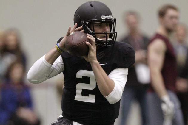 Johnny Manziel's Best- and Worst-Case Scenarios in 2014 NFL Draft