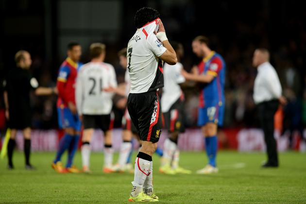Film Focus: Defensive Naivety Costs Liverpool as Crystal Palace Launch Comeback