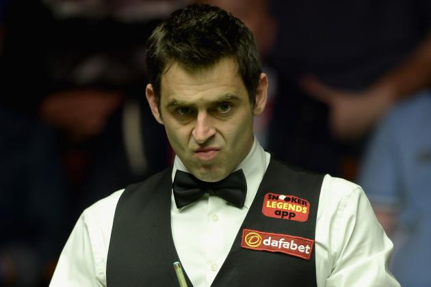 Ronnie O'Sullivan Suffers Car Crash on Way from World Snooker Championship Final