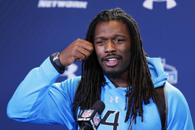Jadeveon Clowney's Best- and Worst-Case Scenarios in 2014 NFL Draft