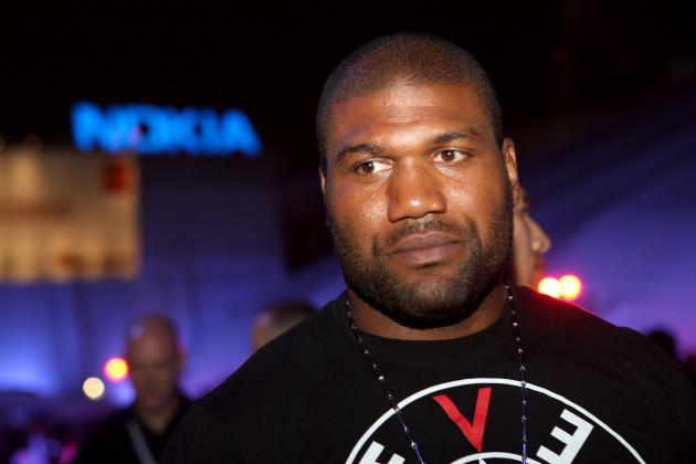 Rampage Jackson vs. King Mo Lawal: The Fight We Can't Help but Love