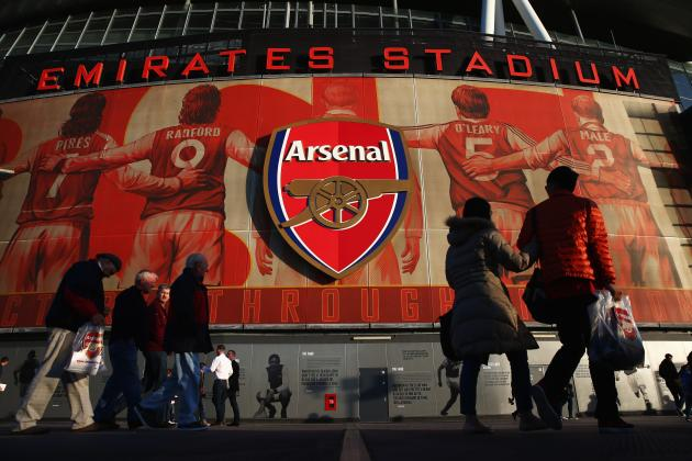 Foul Language of Arsenal Fans Forces BT Sport to Ditch Post-Match Fan Interviews