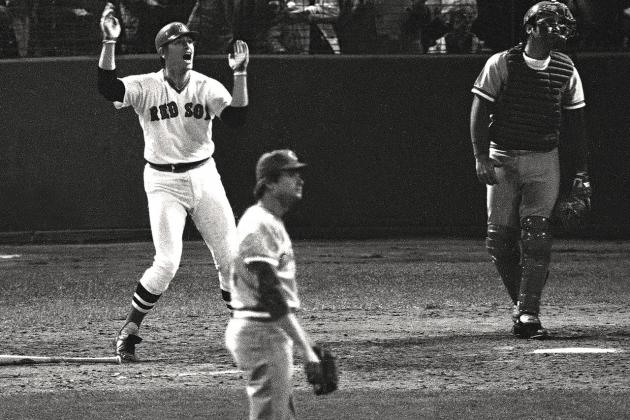 Remembering the Epic 1975 Red Sox vs. 'Big Red Machine' World Series