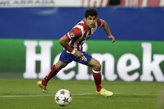 Chelsea Transfer News: Diego Costa Deal in Doubt, Jose Mourinho Seeks 'Killer'