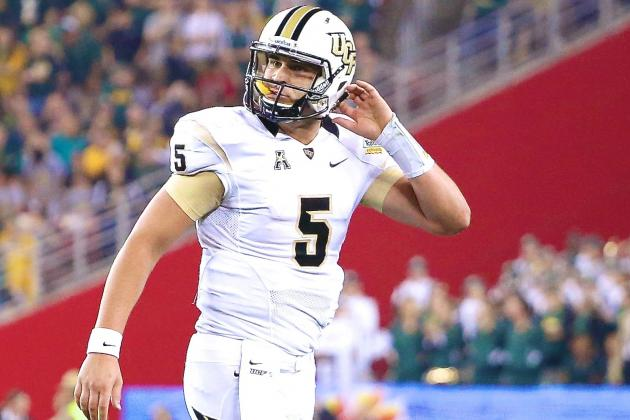 Why Blake Bortles Is a Massive 1st-Round Risk in 2014 NFL Draft