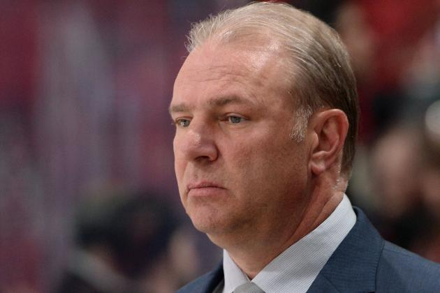 Therrien Responds to Bruins' Comments on Price, Refs