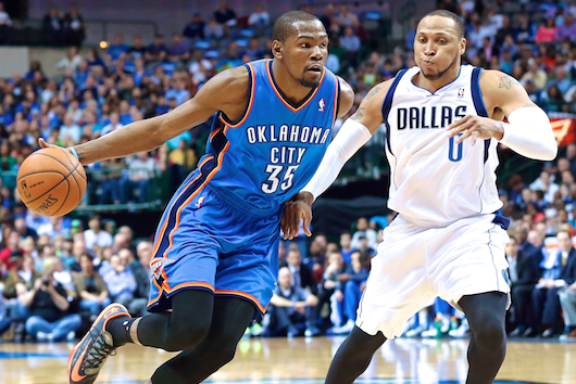 Kevin Durant Wins MVP Award for 2013-14 NBA Season