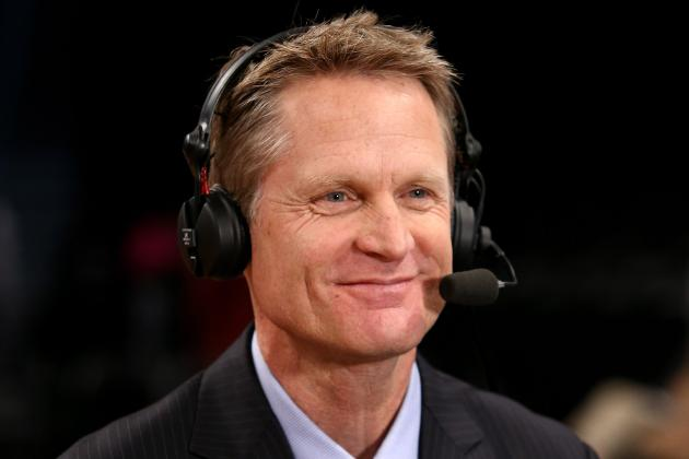 Report: Golden State Warriors Interested in Steve Kerr and Stan Van Gundy