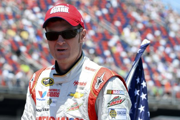 Did Dale Earnhardt Jr.'s Talladega Race Expose a Problem with Chase Qualifying?