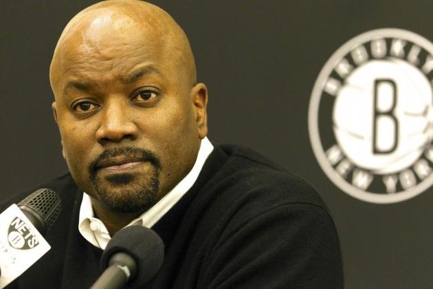 Brooklyn Nets GM Says His Team Was Built to Challenge the Miami Heat