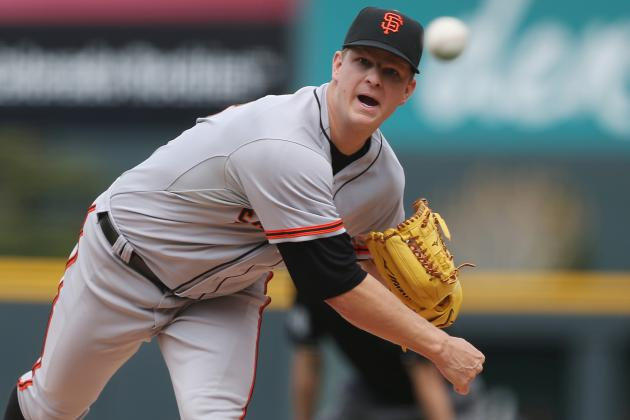 Cut Forces Matt Cain to DL, but Don't Expect Much Time Off from Giants