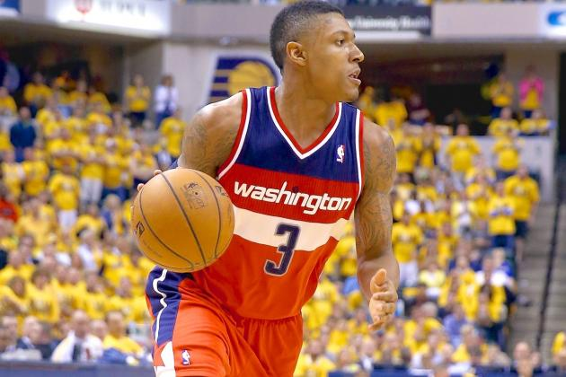 Paul George Endorses Bradley Beal as 'A Superstar in This League'