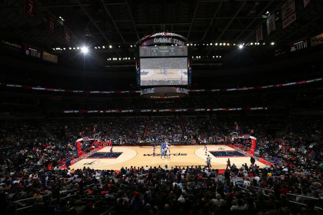 Big Ten Tournament Heads East with Verizon Center Set to Host in 2017