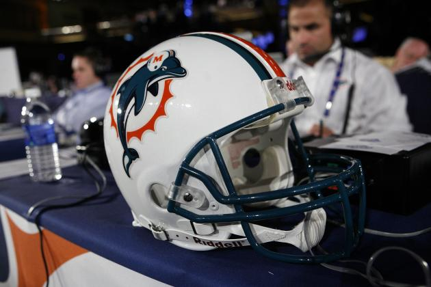 Exploring Miami Dolphins' Trade-Down Options in 2014 NFL Draft