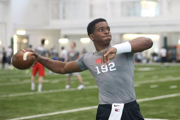 Brandon Wimbush Commits to Penn State: What 4-Star QB Brings to Nittany Lions