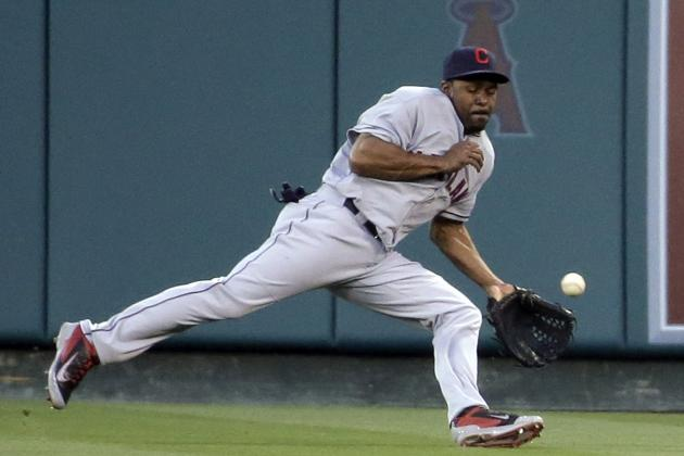 Michael Bourn Hamstring Injury Could Mean Big Trouble for Indians