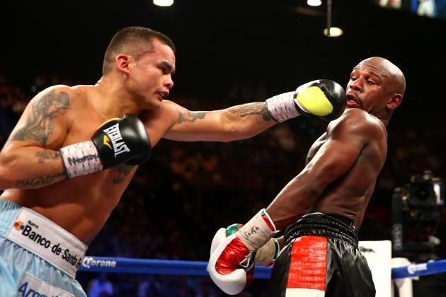 Floyd Mayweather's Weaknesses Revealed in Win over Maidana