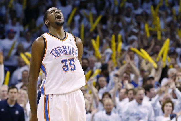 Kevin Durant Announced as NBA 2K15 Cover Athlete