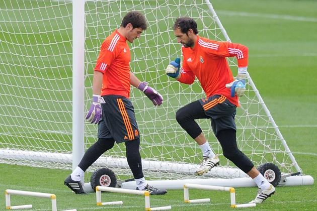 Rotation of Casillas and Lopez Makes Perfect Sense Ahead of Champions League