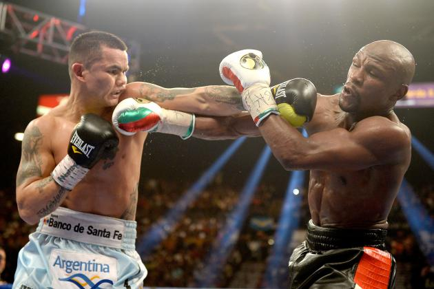 Mayweather vs. Maidana: What Money's Close Win Means for Both Fighters