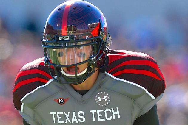 How Texas Tech QB Davis Webb Proved Kliff Kingsbury Wrong