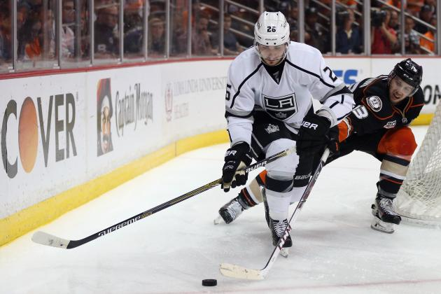 Los Angeles Kings Must Improve Puck Possession to Close out 2nd-Round Series