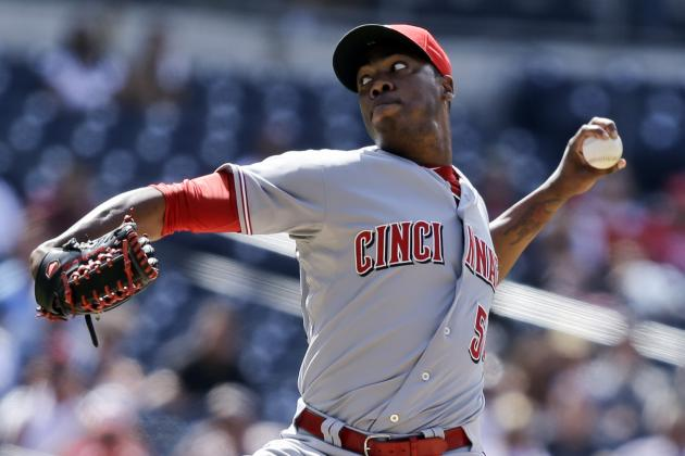 Aroldis Chapman's Return Will Give Reds Both On- and Off-Field Boost
