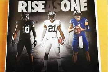 De'Ondre Wesley Shares Picture of Potential BYU Football 2014 Alternate...