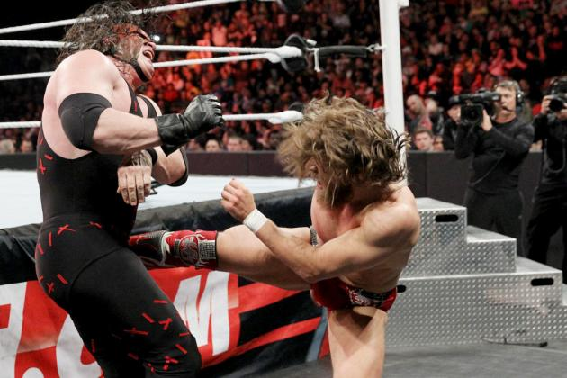 Daniel Bryan's WWE Title Reign Is Being Hurt by Unnecessary Kane Drama