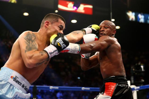 Mayweather vs. Maidana: Money Must Be More Aggressive in Rematch