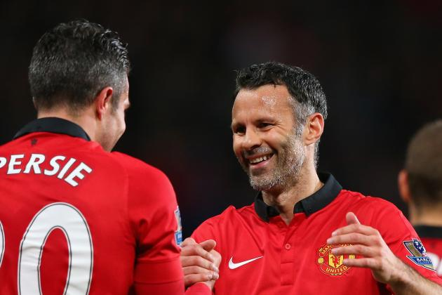 Manchester United vs. Hull City: Live Player Ratings