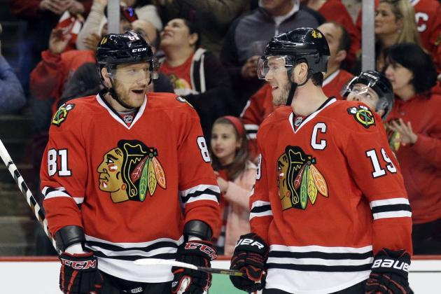 NHL Playoffs 2014: Updated Bracket, TV Info and More for Second-Round Action