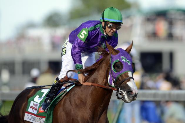 Preakness 2014: California Chrome Will Win Second Leg of Triple Crown