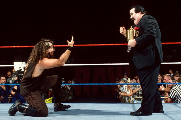 WWE Classic of the Week: Undertaker vs. Mankind Buried Alive Match